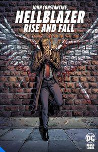 [John Constantine: Hellblazer: Rise & Fall (Hardcover) (Product Image)]