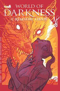 [World Of Darkness: Crimson Thaw #1 (Cover B Hixson) (Product Image)]