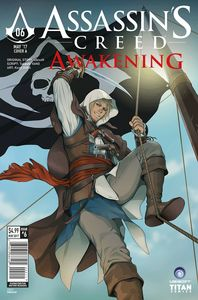 [Assassins Creed: Awakening #6 (Cover A Doubleleaf) (Product Image)]