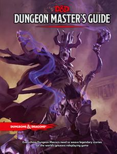 [Dungeons & Dragons: Dungeon Masters Guide (Hardcover) (Product Image)]