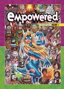 [Empowered: Deluxe Edition: Volume 3 (Hardcover) (Product Image)]