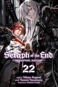 [Seraph Of The End: Volume 22 (Product Image)]