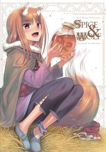 [Keito Koume Illustrations: Spice & Wolf: The Tenth Year Calvados (Product Image)]