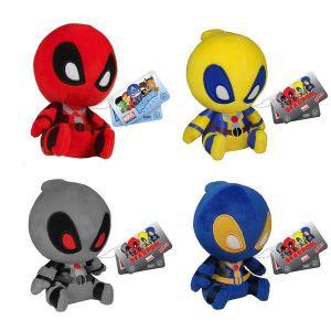 [Deadpool: Mopeez Figures (Product Image)]