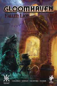 [Gloomhaven: Fallen Lion (One Shot) (Product Image)]
