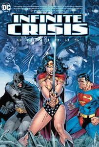 [Infinite Crisis: Omnibus (New Edition - Hardcover) (Product Image)]