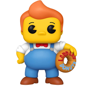 [Simpsons: Pop! Vinyl Figure: Lard Lad (6 Inch) (Product Image)]