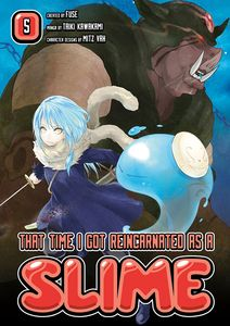 [That Time I Got Reincarnated As A Slime: Volume 5 (Product Image)]