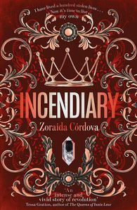 [Hollow Crown: Book 1: Incendiary (Product Image)]