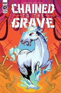 [Chained To The Grave #4 (Cover A Sherron) (Product Image)]