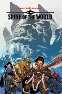 [Dungeons & Dragons: At The Spine Of The World (Product Image)]