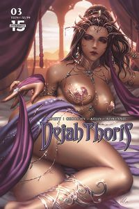 [Dejah Thoris: 2019 #3 (Cover B Kunkka) (Product Image)]