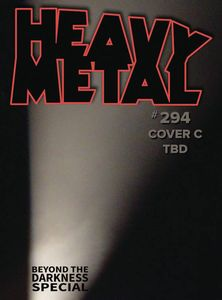 [Heavy Metal #294 (Cover C) (Product Image)]
