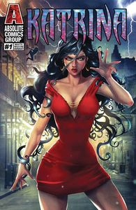 [Katrina #1 (White Widow Cover) (Product Image)]