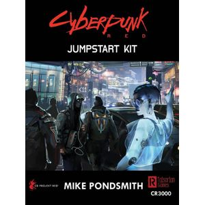[Cyberpunk: Red: RPG Jumpstart Kit (Boxed Set) (Product Image)]