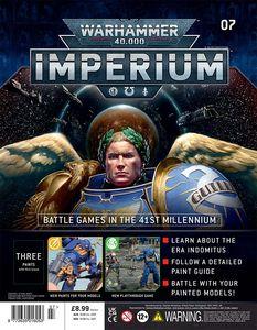 [Warhammer 40K: Imperium #7 (Product Image)]