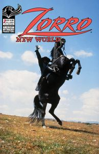 [Zorro: New World #2 (Cover B Limited Edition Photo) (Product Image)]