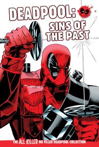 [Deadpool: All Killer No Filler Graphic Novel Collection #36 (Product Image)]