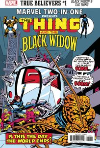 [True Believers: Black Widow & The Thing #1 (Product Image)]