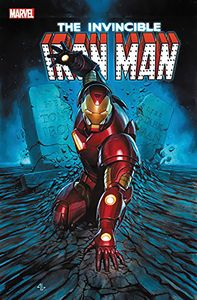 [Invincible Iron Man: Search For Tony Stark (Product Image)]