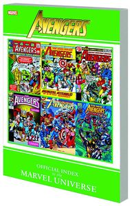 [Avengers: Official Index To The Marvel Universe (Product Image)]