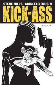 [Kick-Ass #13 (Cover B Frusin) (Product Image)]