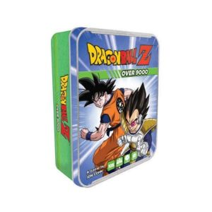 [Dragon Ball Z: Over 9000 (Product Image)]