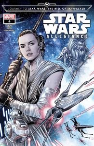 [Journey To Star Wars: The Rise Of Skywalker: Allegiance #4 (Product Image)]
