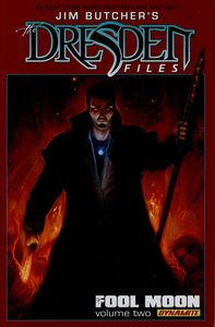 [Jim Butcher's Dresden Files: Fool Moon: Part 2 (Hardcover) (Product Image)]