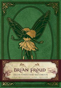 [Brian Froud Sketchbook (Deluxe Hardcover) (Product Image)]