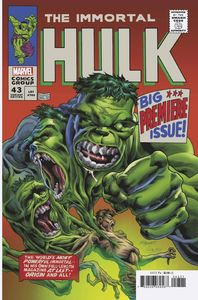 [Immortal Hulk #43 (Bennett Homage Variant) (Product Image)]