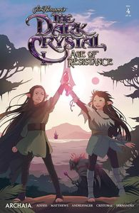 [Jim Henson's Dark Crystal: Age Of Resistance #4 (Cover A Finden) (Product Image)]