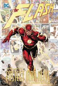 [The Flash: 80 Years Of The Fastest Man Alive (Hardcover) (Product Image)]
