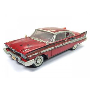 [Christine: Die Cast Vehicle: 1958 Plymouth Fury Dirty Version (Product Image)]