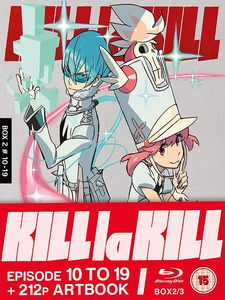 [Kill La Kill: Collector's Edition: Part 2 (Product Image)]