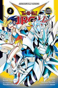 [Yu-Gi-Oh!: Arc V: Volume 2 (Product Image)]