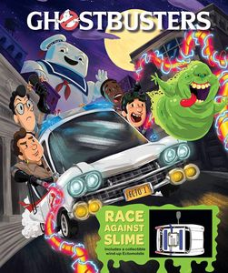 [Ghostbusters Ectomobile: Race Against Slime (Hardcover) (Product Image)]