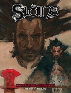 [2000AD: Slaine: Brutania Chronicles: Volume 1 (Hardcover) (Product Image)]