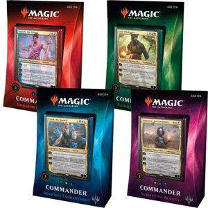 [Magic The Gathering: Commander 2018 (Product Image)]