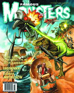 [Famous Monsters Of Filmland #272 (History Of Sci-Fi Cover) (Product Image)]