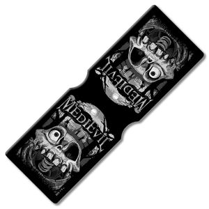 [Medievil: Travel Pass Holder: Sir Daniel's Skull (Product Image)]