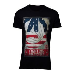 [Avengers: T-Shirt: For Victory (Product Image)]