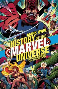 [History Of The Marvel Universe (Product Image)]