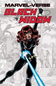 [Marvel-Verse: Black Widow (Product Image)]