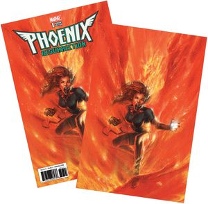 [Phoenix Resurrection: The Return Of Jean Grey #1 (Dell'Otto Variant Pack) (Product Image)]