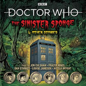 [Doctor Who: The Sinister Sponge & Other Stories (Product Image)]