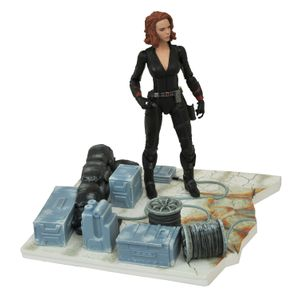 [Marvel Select: Avengers 2: Action Figures: Black Widow (Product Image)]