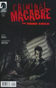 [Criminal Macabre: Third Child #1 (Product Image)]