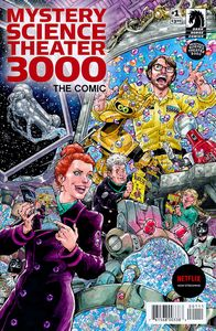 [Mystery Science Theater 3000 #1 (Cover A Nauck) (Product Image)]
