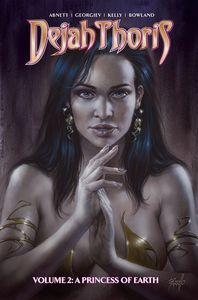 [Dejah Thoris: Volume 2: Princess Of Earth (Product Image)]